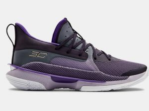 Zapatillas de baloncesto UA Curry 7 'BAMAZING' unisex