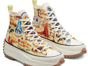 Converse Twisted Resort Run Star Hike High Top