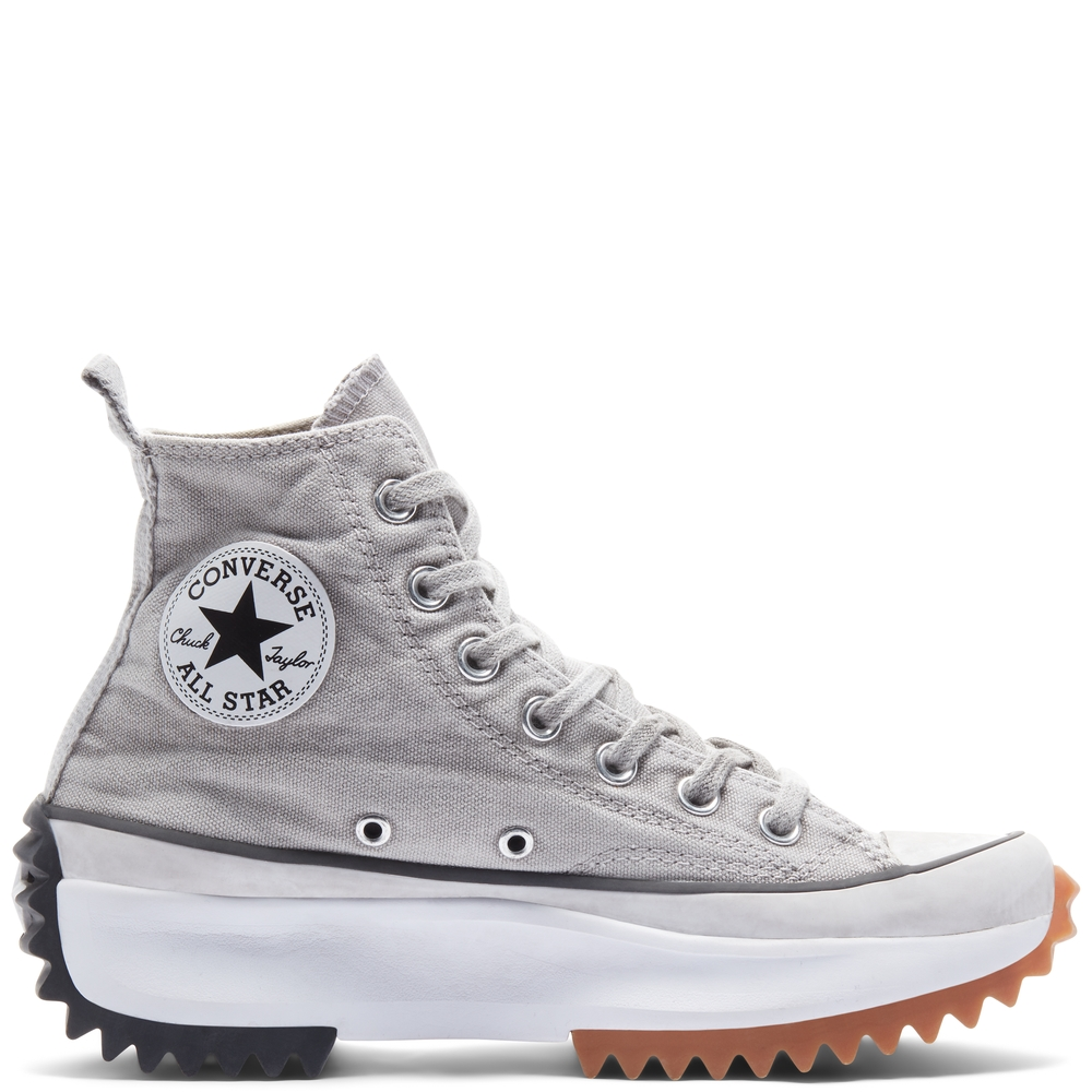 Converse Run Star Hike Smoked Canvas High Top