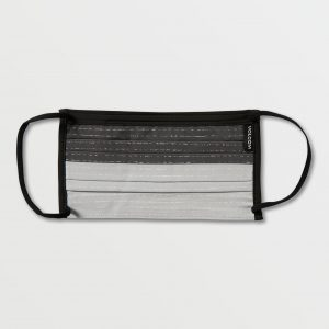 Mascarilla Facial Volcom- Dark Charcoal