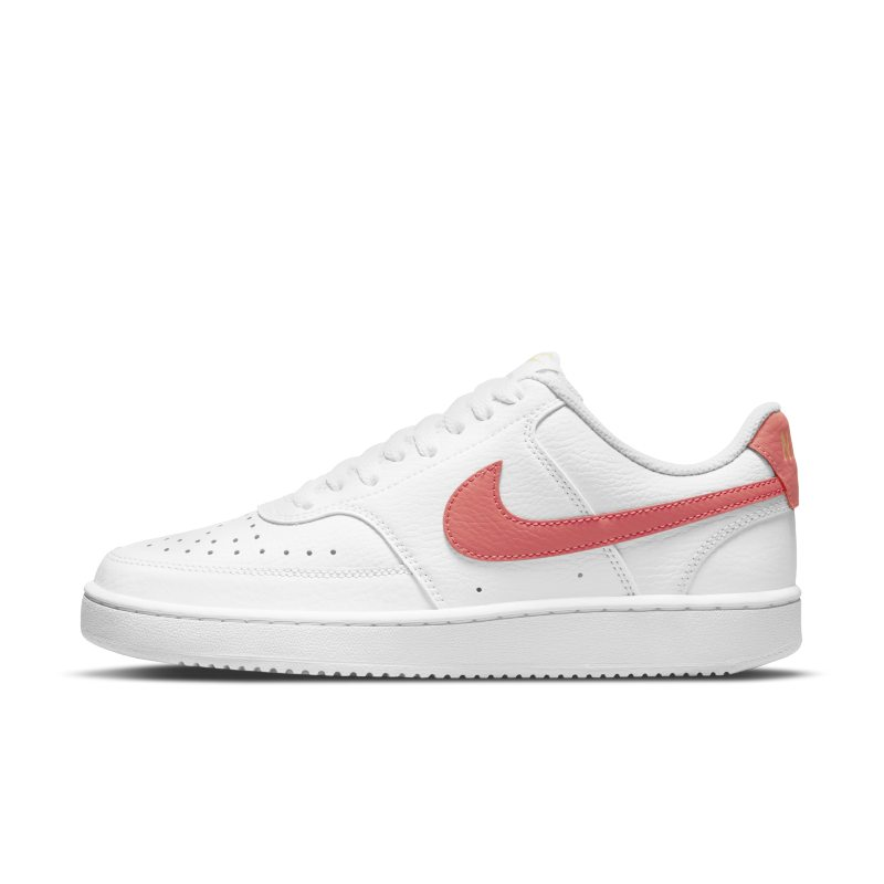 Nike Court Vision Low Zapatillas - Mujer - Blanco